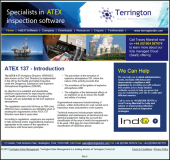 IndEx | ATEX Inspection Software Solutions from Terrington Data Management